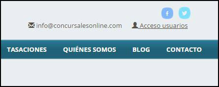 acceso usuarios concursales online