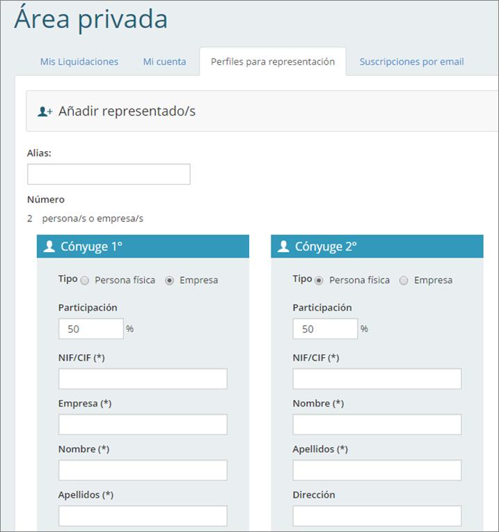 Suscripciones  Area personal de diariovascocom